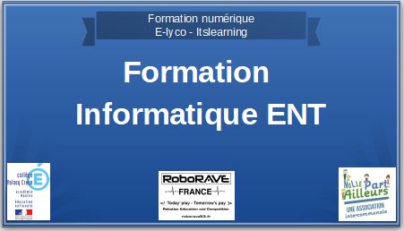 Formation Informatique-ENT