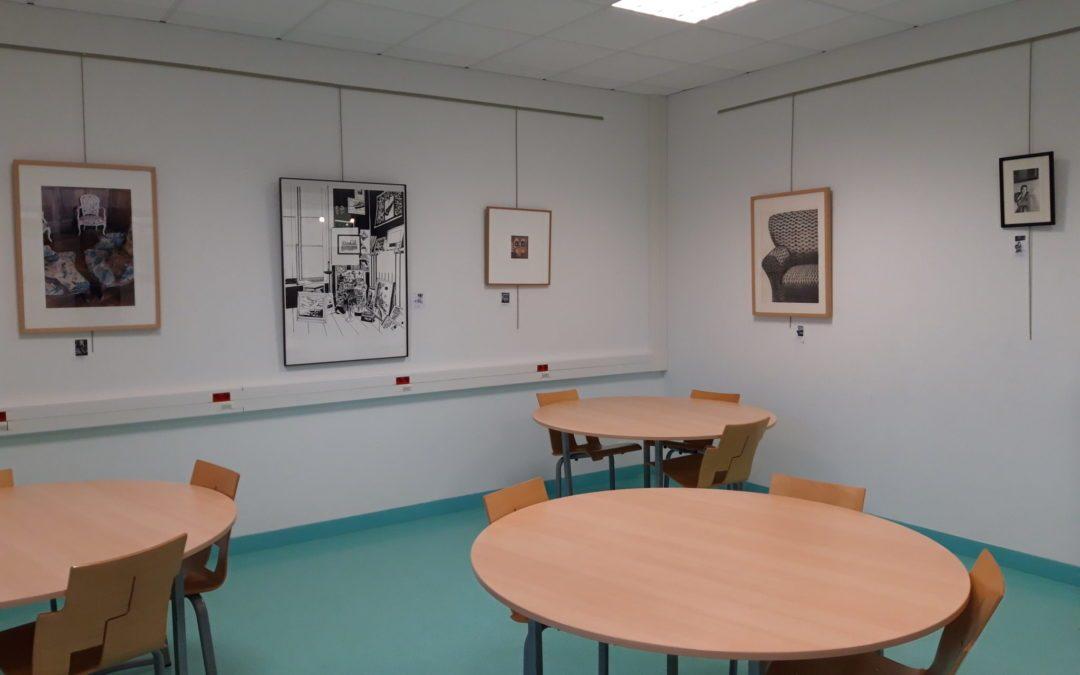 Galerie d'Art : nouvelle exposition