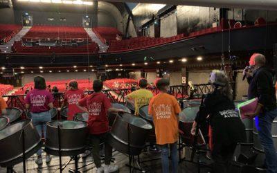Concert à l'Olympia pour l'Orchestre à l'Ecole